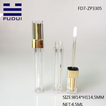 4.5ML Plastic Empty Clear Lip Gloss Container