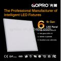 Супер узкий кадр Стильный дизайн 42W 100lm / W Светодиодная панель Light