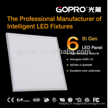 Super Narrow Frame Design élégant 42W 100lm / W LED Light