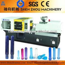 Máquina de moldagem por injeção preço / produto plástico máquina de moldagem por injeção / shenzhou marca famours machienry