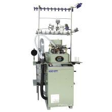Meias de tricô a máquina com durável para uso