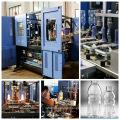 Machine de soufflage automatique de bouteille d'animal de compagnie Machine de moulage par soufflage à bouteille d'eau