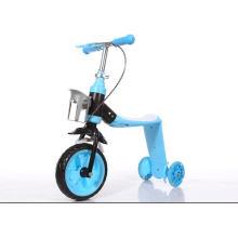 2017 mais novo design multifuncional bebê scooter para venda quente