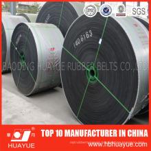 Conveyor Rubber Conveyor Belt, Nn Nylon, Fabric Construction