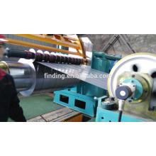 Acier de hangzhou Chine bobine bobine coupe ligne coupe transversale en acier pour machine de découpe automatique de lignes feuilles