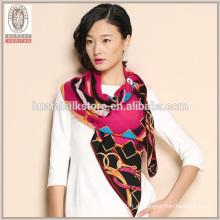 Mantón de lana hecho a mano de alta calidad