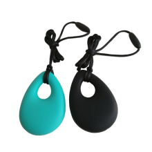 Soft Nursing Pendants Teether Toys for Autism