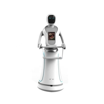Delivery Food Hotel Cameriere Robot