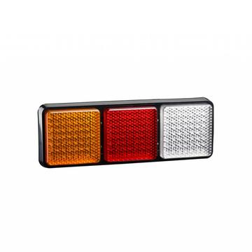 100% Lampu Kombinasi Semi-Truck Waterproof LED