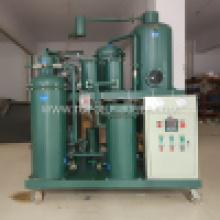 Qualidade de confiança e desempenho Ce máquina de filtragem de óleo hidráulica certificada