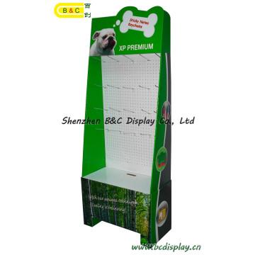 Alta calidad con pantalla de piso de papel de precio bajo con SGS (B & C-B001)