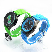 New Arrival Boys Sport Silicone Strap Watch