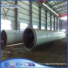 Tubo de aço de estrutura de alta qualidade para dragas (USC4-007)