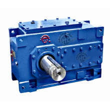 Hh Parallel Helical Hollow and Solid Output Gearbox