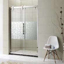 Proveedor barato de China del recinto de la ducha de la puerta de ducha