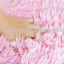 fluffy super soft luxury entrance carpet mat for hotel