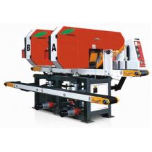 Modell Xlh-250 * 2 horizontale Band Sawhorizontal Band Sägemaschine