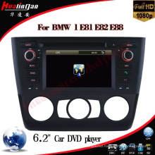 Car DVD GPS for BMW 1 /E81/E82/E87/E88 Video Navigation with Bluetooth/Radio/RDS/TV/Can Bus/USB/iPod/HD