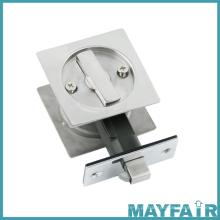 Fechaduras de porta de segurança deslizantes de cavidade simples