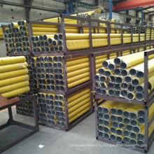 6063 T6 алюминия круглый трубка для пневматического цилиндра