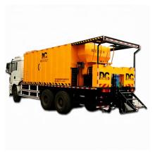 Máquina do selo da pasta do asfalto do caminhão do selo da pasta do betume