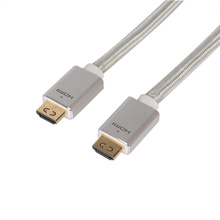 Câble HDMI plaqué or 4K 24K