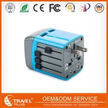 Tipo de enchufes eléctricos, enchufe de los conectadores, enchufe magnético de la energía