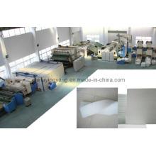 Chaîne de production de matelas de liaison thermique non-tissée (YYL)
