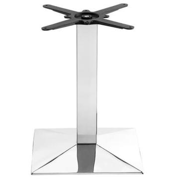High quality metal Chrome Dining Table Base