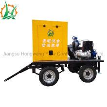 Easy-Maintance Station de pompage diesel en ligne horizontale de 6 pouces