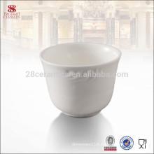 Wholesale moroccan tea cups, unique shape cup and saucer