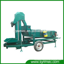 Seed calibrating (sizing) machine