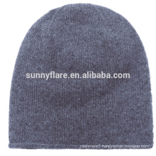 Wholesale High Quality Cashmere Baggy Beanie Hat