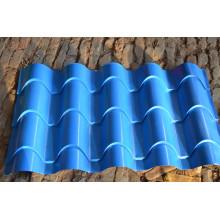 Chaîne de formation de rouleau de toit en acier de type Monterrey