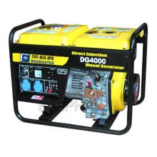 Générateur diesel portatif refroidi par air de 3.0kw