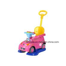 3 in 1 Multifunktions Kinder Roller Schaukel Auto mit Pedal