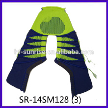 SR-14SM127 2014 New Style Fly knit shoe uppers/seamlessly cotton knitted uppers