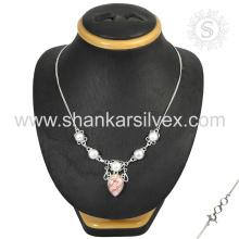 Bijoux en or 925 bijoux en oranges et bijoux en perles Fabrication de bijoux en argent indien