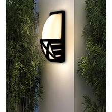 Waterproof lighting led wall lamp Corner Wall lights