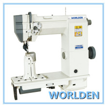 Wd-9910 Single/Double Needle Compound Feed Dost-Bed Sewing Machine