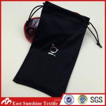 100% Polyester Magic Fiber Eyeglass Bag
