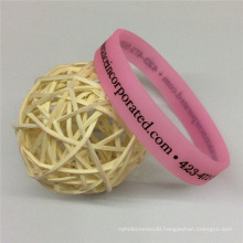 Promotion Gift New Stlye Custom Silicone Cheap Wristbands