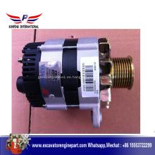 Weichai Motor Parts Alternador 612600090705