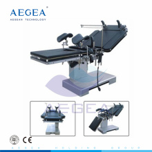 AG-OT002 Multifunción C-ARM mesa de quirófano eléctrico para la venta