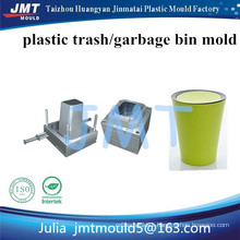 customized best price office dustbin plastic injection mold manufacturer