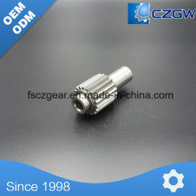 Steel Transmission Shaft Small Spline for Various Machinery