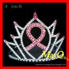 4''H Red Cancer signo representação coroa