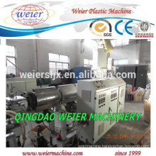 LOW PRICE OF WPC PVC DECKING BOARD MACHINE LINE