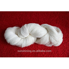 Viscose Rayon Nylon Knitting Fils 24NM / 1 pour pull féminin