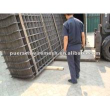 2.4x6m factory Reinforcing steel welded Mesh